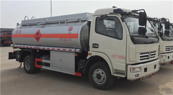 东风8.3方油罐车(国五)