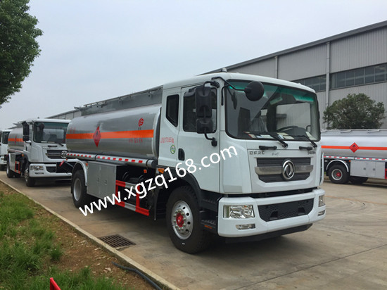 东风D9油罐车12吨(国五)