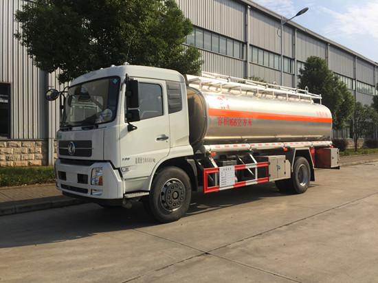 东风天锦铝合金运油车(国五)